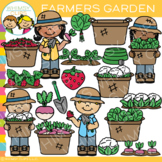 Farmers Garden Clip Art