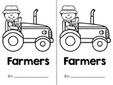 Farmers {Interactive Reader}