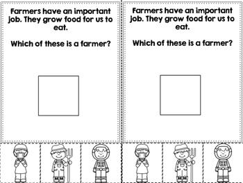 Farmers {Interactive Reader}