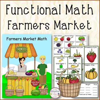 FUNCTIONAL MATH Farmers Market