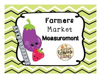 Farmers Market Measurement