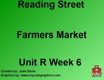 Farmers Market SmartBoard Companion Reading Street Common