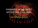 Farmers Move West After the Civil War