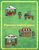 Farmers market game (*IN THIS VERSION THE CHARACTERS ARE WEARING FACE MASKS*)