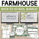 Farmhouse Bundle for Great Communication | Farmhouse Back
