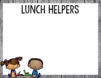 Farmhouse Back to School Powerpoint Slideshow {Editable}