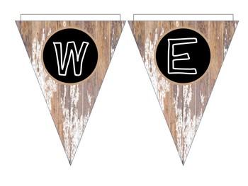 Farmhouse Banners