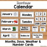 Farmhouse Calendar
