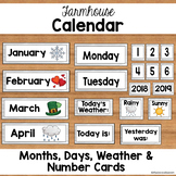 Farmhouse Calendar