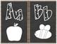Farmhouse Chic Alphabet Posters