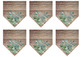 Farmhouse Classroom Decor Set (Blank) - Editable!!!
