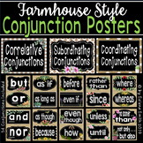 Farmhouse Conjunction Posters
