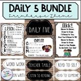 Farmhouse Daily Five Bundle
