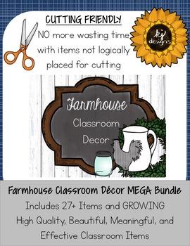 Classroom Decor Farmhouse