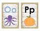 Farmhouse Decor: Alphabet