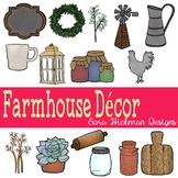 Farmhouse Decor Clipart