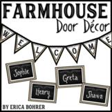 Farmhouse Door Decor