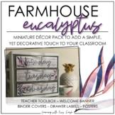 Eucalyptus Farmhouse Decor