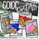 Farmhouse Flair Magnolia Color Posters