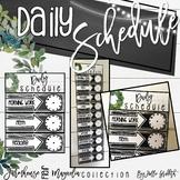 Farmhouse Flair Magnolia Daily Schedule