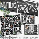 Farmhouse Flair Magnolia Number Sense Posters