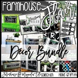 Farmhouse Flair Magnolia TILE Classroom Decor