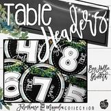 Farmhouse Flair Magnolia Table Headers FREEBIE