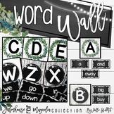 Farmhouse Flair Magnolia Word Wall {Headers & Sight Words - EDITABLE}