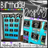 Farmhouse Flair NEON Birthday Display {Editable}