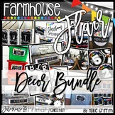 Farmhouse Flair PRIMARY Classroom Decor Bundle