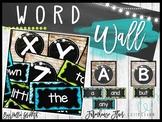 Farmhouse Flair Word Wall {Headers and Sight Words - EDITABLE}