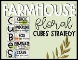 Farmhouse Floral CUBES Strategy