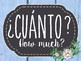 Farmhouse Floral SPANISH Question Word Posters