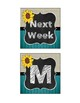 Farmhouse Fun: Days of the Week Labels