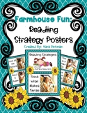 Farmhouse Fun: Reading Strategy Posters