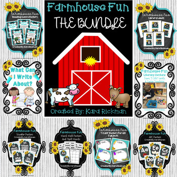 Farmhouse Fun: THE DECOR BUNDLE
