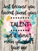 Farmhouse Growth Mindset Quote Posters