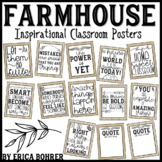 Farmhouse Inspirational Classroom Quotes