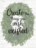 Farmhouse Printable: Create the things you wish existed