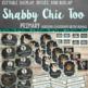 Farmhouse Classroom Decor Bundle - Shabby Chic Too ⭐❤️