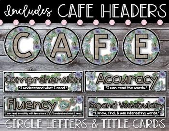 Farmhouse Shabby Style CAFE Board