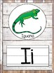 Farmhouse Shiplap Alphabet