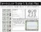 Farmhouse - Shiplap & Buffalo Plaid Rules Posters, Think Sheet & Rules Booklet