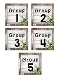 Farmhouse Shiplap Group Labels