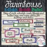 Farmhouse Themed Bundle Tags