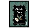 Farmhouse Vintage Alphabet Cards