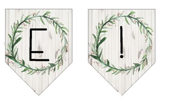 Farmhouse Welcome Banner