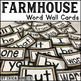 Farmhouse Word Wall Bundle
