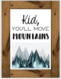 Farmhouse and Adventure Posters