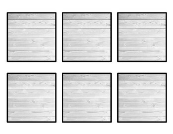 Farmhouse and Shiplap Labels